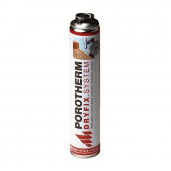 Porotherm Wienerberger - Porotherm Dryfix thin joint mortar