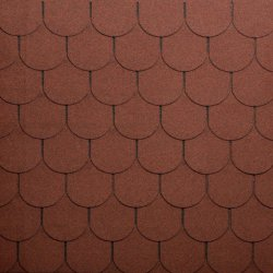 Tegola - Euro Polimeric Shingle Eco Roof Traditional tile