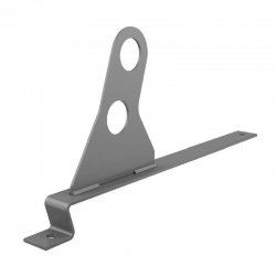 Pruszyński - metal roofing sheet - pipe bracket for metal roofing sheet